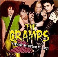 The Cramps - Teenage Werewolf...Live (180g LP Vinyl) NEW/SEALED