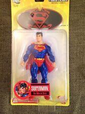 Superman/Batman Figures Series 1 Dc Direct McGuinnes New In Package.