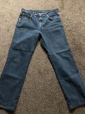 Mens Wrangler Jeans Utah W33 L30