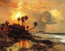 Moran Thomas Fort George Island Florida Print 11 x 14    #5004