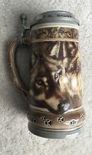 Anheuser-Busch Wolf Stein Call Of The Wild Limited edition Gerz Gl9