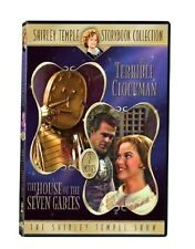Shirley Temple Show - The Terrible Clockman/The House of the Seven Gables **NEW*