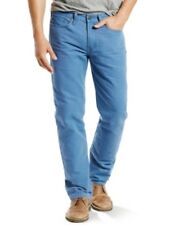 Levis 514 Straight Fit Padox Ensign Blue Mens Size 33x32 New