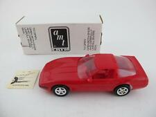AMT Ertl 1994 Chevrolet Chevy Corvette ZR1 Torch Red Dealer Promo Model Car NEW
