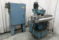 """8"""" X 24"""" ABWOOD VERTICAL SPINDLE ROTARY SURFACE GRINDER: YODER #69226"""