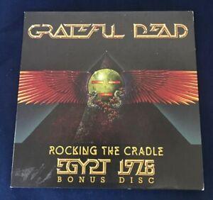 Grateful Dead - Rocking The Cradle: Egypt 1978: (Bonus CD)