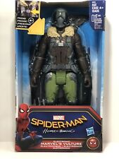 """Marvel Spider-Man Homecoming THE VULTURE Electronic 12"""" Action Figure Hasbro NIB"""