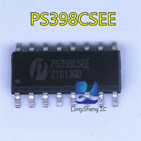 5pcs PS398CSEE SOP-16 multiplexer switch IC new
