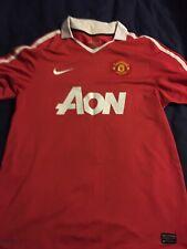 Man United Jersey Size Large
