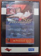 El Rey Pasmado [DVD] CÍRCULO DIGITAL, Imanol Uribe,Gabino Diego NUEVO A ESTRENAR