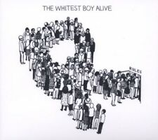 THE WHITEST BOY ALIVE - RULES  CD NEU