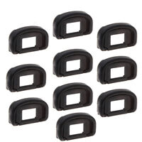 10PCS Camera EyeCup Ec Rubber Eyepiece For Canon 1Ds Mark II N 1Ds 1D 1V 1N New
