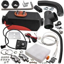5KW 12V Diesel-Standheizung Luftheizung Air Heater PKW & LKW - Schalldämpfer DE