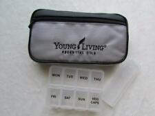 New Young Living Carrier Organizer Vitality Case Essential Oils Holder Sealed