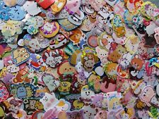 Surprise Lot 90 mix sticker variety design party favor filler girl cute bag SALE