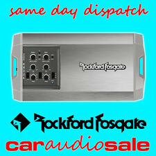 ROCKFORD FOSGATE POWER TM400X4AD 400 WATT 4 CHANNEL MARINE COMPACT AMPLIFIER