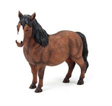 NEW SHETLAND PONY LEONARDO COLLECTION HORSE ANIMAL FIGURE BOXED