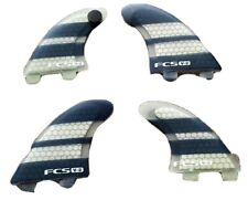 FCS Performance Core V-2, Quad Fin Set.