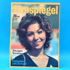 DDR Filmspiegel 20/1980 Al Pacino Katharine Hepburn Annie Girardot Udo Schenk Z