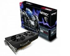 Radeon RX 580 Nitro+ 8192MB GDDR5 PCI-Express GPU Graphics Card - 11265-01-20G