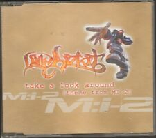 LIMP BIZKIT Take a Look Around NEW CDSingle 4 track Gether Now VIDEO Nookie LIVE