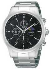 Relojes de pulsera Pulsar de acero inoxidable de acero inoxidable
