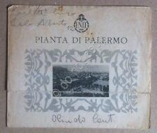 ENIT - Agenzia nazionale italiana del turismo - Pianta di Palermo - De Agostini