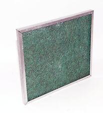 "Original washable green fiber furnace air filter 16x18"""