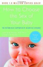 ? cómo elegir el sexo de su bebé: el método admitidos de mejor manera (pb) 0767926102