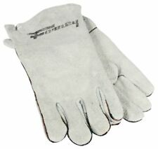 Forney 55200 Large Gray Split Leather Cowhide Welding Gloves