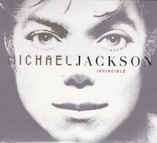 CD ♫ Compact disc «MICHAEL JACKSON ♪ INVINCIBLE» nuovo sigillato digipack