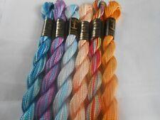 Anchor Hilos trenzados seis Pack de 11 su elección del color