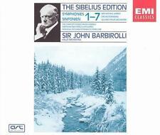 Sibelius: Symphonies Nos. 1-7 (CD, May-2000, 5 Discs, Warner Classics (USA))