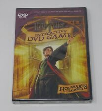 Harry Potter Interactive DVD Game: Hogwarts Challenge (DVD, 2007) SEALED
