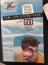 The One Year Real Life Encounters with God: 365 Q&A Devotions One Year Books