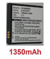 Batterie 1350mAh Pour SAMSUNG Galaxy Gio, Galaxy Pro, Galaxy S Mini, GT-S5830