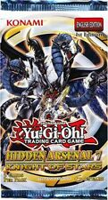 Yugioh Hidden Arsenal 7 Booster Pack 1st Edition Sealed Fast Shipping!