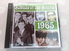 Time Life Sounds of the Sixties 1965 cds X 2