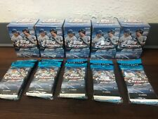 NY Yankees 2020 Baseball BOX BREAK Topps Chrome Blasters and Packs #471