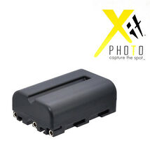 BATTERY FOR SONY NP-FM500H 2600mAh for Alpha SLT A57 A58 A65 A77 A99 A100 A200