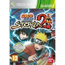 Naruto Shippuden Ultimate Ninja Storm 2 Classics Xbox 360 PAL