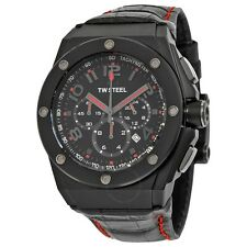 TW STEEL CEO Tech Chronograph Gents Watch CE4009 - RRP £680 - 48mm - BRAND NEW