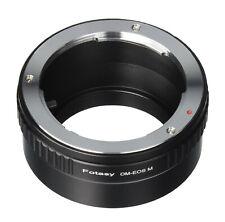 Olympus OM Lens to CANON EOS M EF-M Mirrorless Camera M100 M3 M5 M10 Adapter