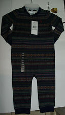 Rare!Brand New Wtags Authentic Ralph Lauren Polo playsuit babygrow outfit 12m