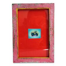 Noi-Home Vintage Bilderrahmen rosa