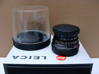 "Leitz Wetzlar - Leica Summicron-C 1:2/40mm ""preiswertes M-mount Lens"" - RAR!"