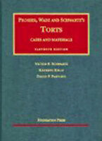 Torts Cases And Materials  - by Schwartz