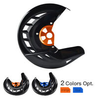 Front Brake Disc Guard Protector For KTM 250 300 XC EXC 350 450-530 EXCF XCF SXF