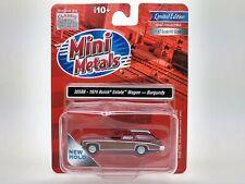 1974 Buick Estate Wagon Burgundy HO - Classic Metal Works #30588