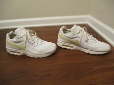 Used Worn Size 12 Nike Air Max Classic '07 BW Shoes White & Cream